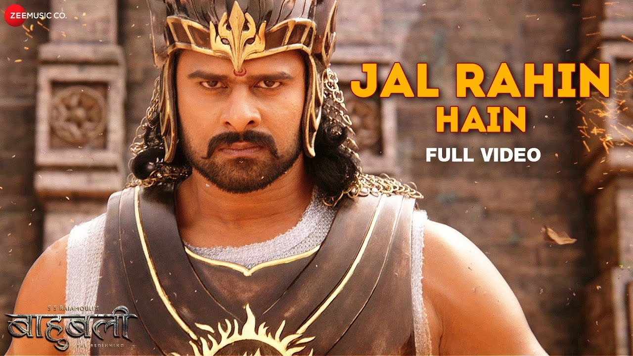 Jal Rahin Hain Lyrics in Engish and Hindi