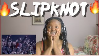 Slipknot  Solway Firth REACTION!!!