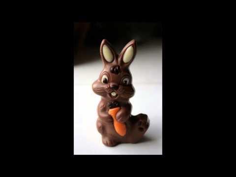 ЖИВОТНЫЕ  я шоколадный заяц