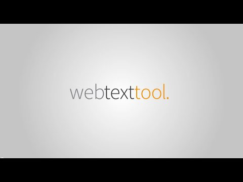 Videos from webtexttool