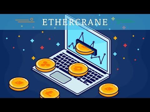 Ethercrane.com отзывы 2018, mmgp, обзор, баунти, мультивалютный кран