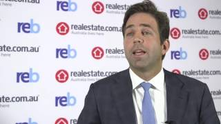 Dan White post win interview from the REB Awards Ray White