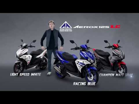 Aerox 125 LC Video Product Knowledge
