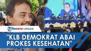 Roy Suryo Sebut KLB Deliserdang Abai Protokol Kesehatan, Polri: Akan Ditangani Satgas Covid-19 Sumut