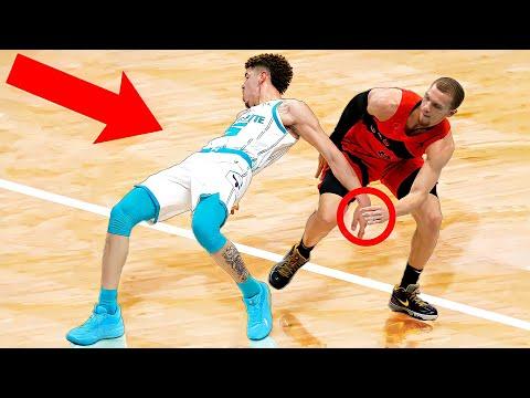 DIRTIEST Plays In NBA History..