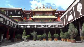 Video : China : DaZhaoSi (Jokhang Temple), Lhasa - video