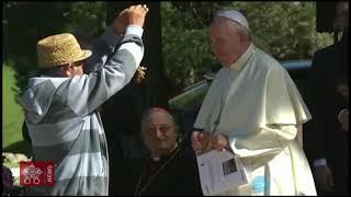 RYTUAŁY POGAŃSKIE w Watykanie – to co nadchodzi.