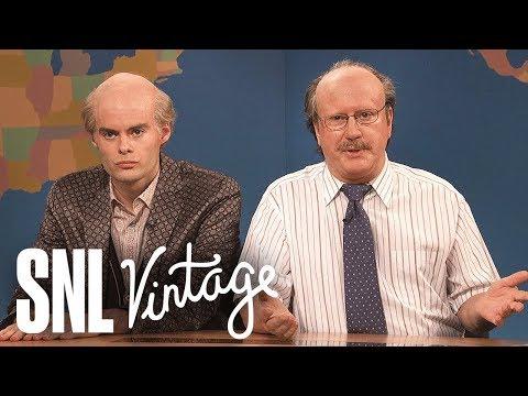 Weekend Update: Dennis Franz and John Malkovich - SNL