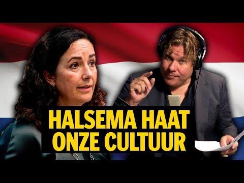 FEMKE HALSEMA HAAT ONZE CULTUUR - DE JENSEN SHOW #42