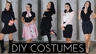 8 Easy DIY Halloween Costumes | Including Riverdale, The Office, And More