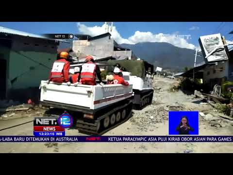 Kondisi Terkini Pasca Gempa Donggala & Tsunami Palu-NET12