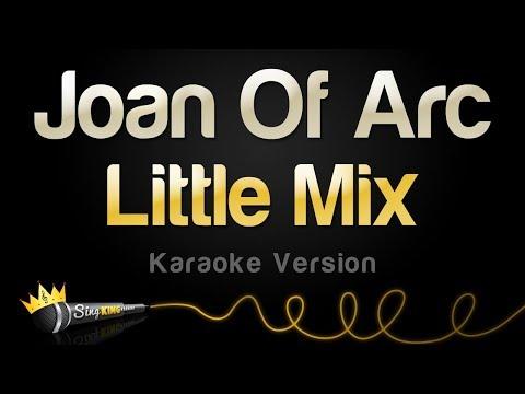 Little Mix - Joan Of Arc (Karaoke Version)