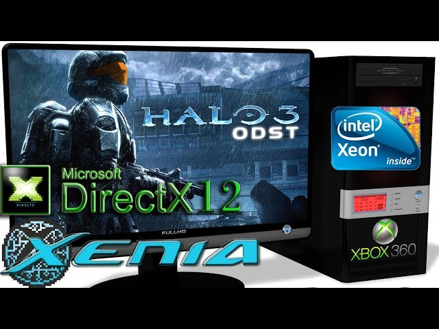 Xbox 360 Emulator Xenia Improvements Allow Users To Play
