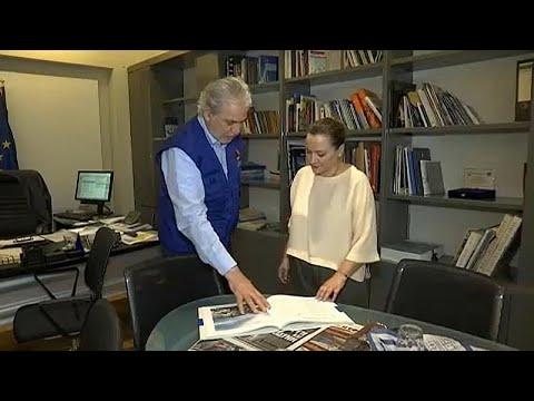 Χ. Στυλιανίδης στο euronews: «Η Ελλάδα δεν είναι μόνη»
