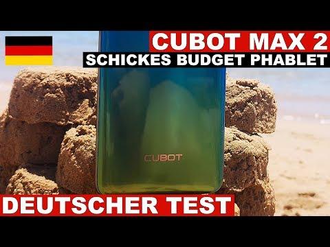 Cubot Max 2 Test: Günstiges Phablet (Deutsch)