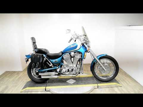 1996 Suzuki INTRUDER 1400 in Wauconda, Illinois - Video 1