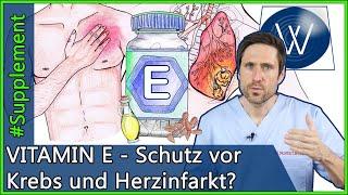 Vitamin E: Unterschätzen wir dieses Vitamin? Die Bedeutung für Zellschutz und Immunsystem!