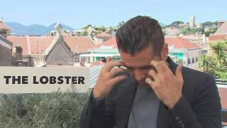 "Колин Фаррелл, Colin Farrell On ""The Lobster"": Cannes Film Festival 2015"