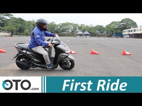 Yamaha FreeGo S ABS 2018 | First Ride | Ini Dia Rasa berkendaranya! | OTO.com