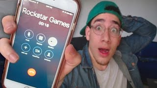 CALLING ROCKSTAR ASKING GTA 6 RELEASE DATE!