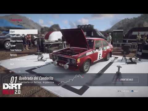 Видео № 1 из игры Dirt Rally 2.0 Издание Deluxe [Xbox One]