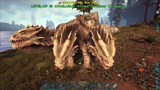 ARK: The Center #26 - Bắt được quái vật 3 đầu Hydra (trong thần thoại Hy Lạp)