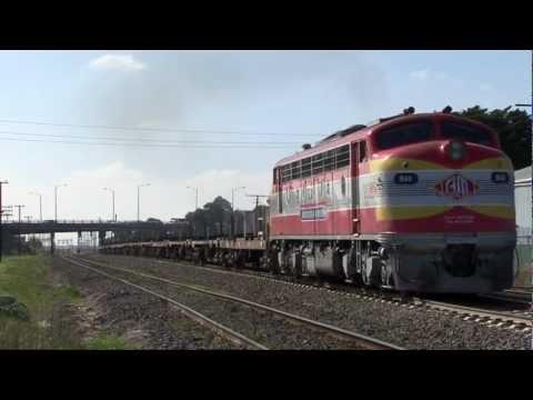 Auscision B65 plus more on the North East line: Australian Trains