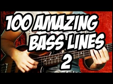 100 Amazing Bass Lines 2