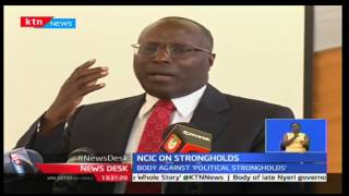 NCIC has asked political parties and media to detest using the phrase 'Political Strongholds'