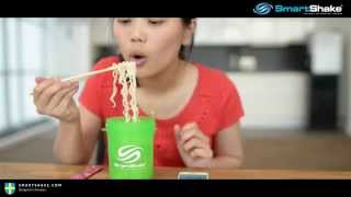 Use your SmartShake to cook your lunch