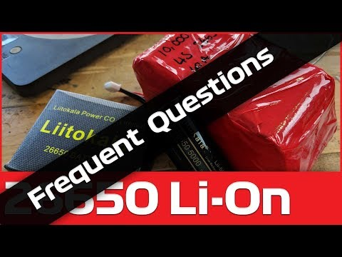 your-26650-battery-pack-questions-answered