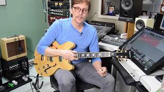 """Video thumbnail of """"Easy Beatles Guitar - Day Tripper by Mike Pachelli"""""""