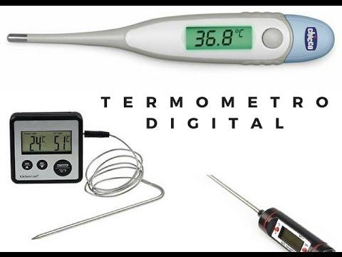 Mejor Termometro Digital Fiable: Tipos y Aplicaciones 2017