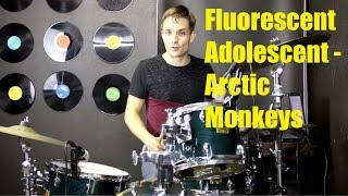 Fluorescent Adolescent Drum Tutorial - Arctic Monkeys