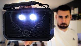 Der etwas andere Lautsprecher | Doss Traveler Bluetooth Lautsprecher