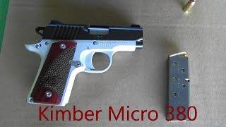 Kimber Micro 9 STG