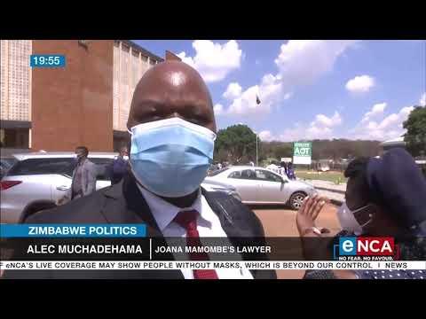 Zimbabwe   Prosecutors gunning for opposition MP