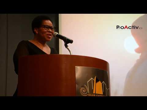 Embajadora de Sudáfrica en Perú, Rachel Nomonde