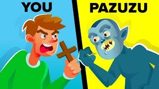 YOU vs PAZUZU Could You Defeat and Survive Pazuzu? (The Exorcist Movie) || FUNNY ANIMATION CHALLENGE
