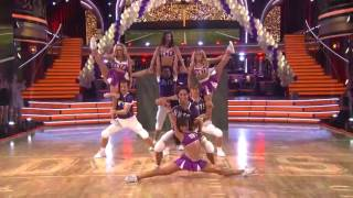 Week 5 Team Dance  Call Me Maybe - Dancing With The Stars -