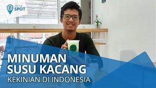 Wiki On The Spot - Anak Muda di Palembang Hadirkan Minuman Susu Kacang Kekinian Pertama di Indonesia