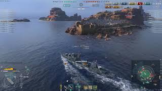 Daring T10 British DD | 169k Damage, Kraken | World Of Warships