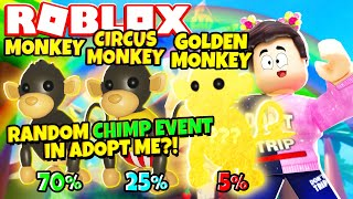The New Monkey Update In Adopt Me Roblox Minecraftvideos Tv
