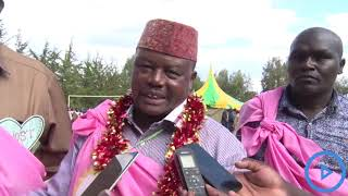 Moroto lashes out at security organs saying recent Matungu killings