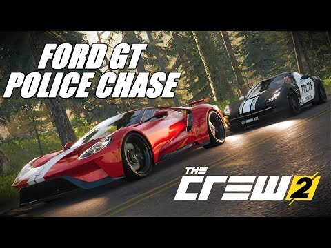 Steam Community Video The Crew  Ford Gt  Police Chase Cinematic