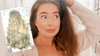 IT'S TIME FOR A CHANGE 😳 ... *NEW HAIR REVEAL*