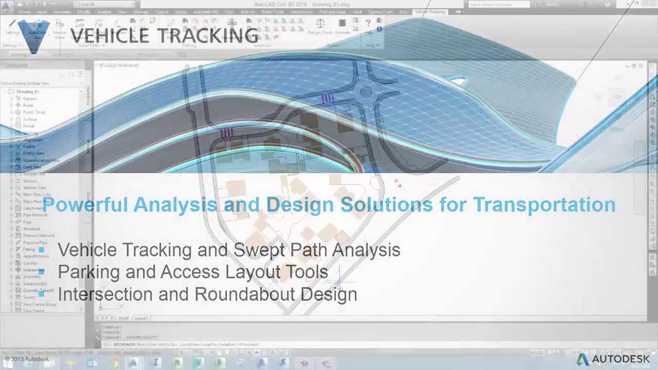 Vehicle Tracking transportation analysis and design - Cadac