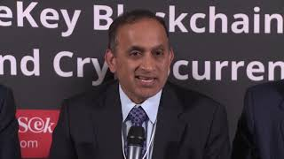 WISeKey DAVOS 2019: Sanjay Poonen, Chief Operating Officer, Customer Operations