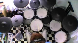 "Dizzy Mizz Lizzy ""Barbedwired Baby's Dream"" - Drum Cover"