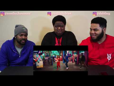 Chris Brown - Undecided (Official Video) - REACTION!!